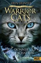 Erin Hunter, Johannes Wiebel, Johannes Wiebel, Anja Hansen-Schmidt - Warrior Cats - Vision von Schatten. Donner und Schatten
