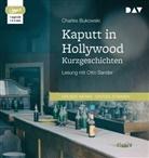 Charles Bukowski, Otto Sander - Kaputt in Hollywood. Kurzgeschichten, 1 Audio-CD, (Hörbuch)