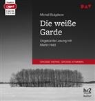 Michail Bulgakow, Martin Held - Die weiße Garde, 2 Audio-CD, (Hörbuch)
