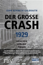 John Kenneth Galbraith, Max Otte - Der große Crash 1929