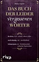Petra Cnyrim - Das Buch der leider vergessenen Wörter