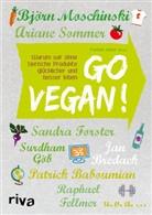 Marlene Halser, Marlen Halser, Marlene Halser - Go vegan!