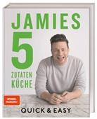 Jamie Oliver - Jamies 5-Zutaten-Küche