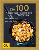 Viola Booth, Viola Lex, Adrian Andreas, Adriane Andreas - Die 100 Lieblingsgerichte der Deutschen