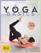 Amiena Zylla - Yoga Basics, m. DVD
