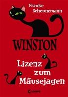 Frauke Scheunemann, Loewe Kinderbücher - Winston - Lizenz zum Mäusejagen