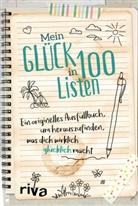 riva Verlag, riva Verlag - Mein Glück in 100 Listen