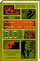 Rudyard Kipling, Minalima, MinaLima Design - Das Dschungelbuch