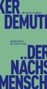 Volker Demuth - Der nächste Mensch