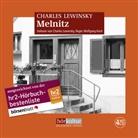 Charles Lewinsky, Charles Lewinsky - Melnitz, 4 MP3-CDs (Hörbuch)