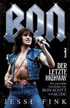 Jesse Fink, Paul Fleischmann - Bon - Der letzte Highway