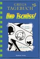 Jeff Kinney - Gregs Tagebuch - Und Tschüss!