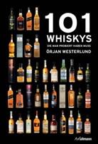Örjan Westerlund - 101 Whiskys
