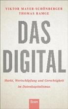 Mayer-Schönberger, Viktor Mayer-Schönberger, Ramge, Thoma Ramge, Thomas Ramge - Das Digital