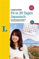 Martin Ebi, Martina Ebi, Yumiko Kato - Langenscheidt Fit in 30 Tagen Japanisch, m. 2 Audio-CDs + MD3-CD