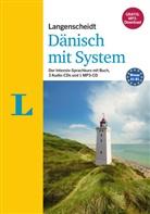 Marlene Hastenplug - Langenscheidt Dänisch mit System - Der Intensiv-Sprachkurs mit Buch, 3 Audio-CDs und 1 MP3-CD