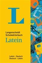 Redaktio Langenscheidt, Redaktion Langenscheidt - Langenscheidt Schulwörterbuch Latein