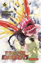Yoshiaki Sukeno - Twin Star Exorcists: Onmyoji. Bd.6