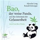Aljosch Long, Aljoscha Long, Ronald Schweppe, Oliver Wronka - Bao, der weise Panda und das Geheimnis der Gelassenheit, 1 Audio-CD (Hörbuch)