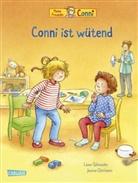Liane Schneider, Janina Görrissen - Meine Freundin Connie, Conni ist wütend