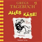 Jeff Kinney, Marco Eßer - Gregs Tagebuch - Alles Käse!, Audio-CD (Hörbuch)