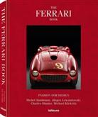 Blunier, Charles Blunier, Michael Köckritz, Lewandowski, Jürgen Lewandowski, Zumbrunn... - The Ferrari book : passion for design