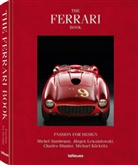 Blunier, Charles Blunier, Michael Köckritz, Lewandowski, Jürgen Lewandowski, Zumbrunn... - The Ferrari book : passion for design