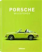Wilfried Müller, Teneues, Rafael Krötz - Porsche Milestones
