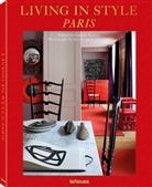Caroline Clavier, Jean-Francoi Jaussaud, Caroline Sarkozy, Jean-Francois Jaussaud, Carolin Sarkozy, Caroline Sarkozy - Living in style Paris