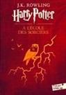 J. K. Rowling - Harry Potter, französische Ausgabe - 1: Harry Potter. Volume 1, Harry Potter à l'école des sorciers