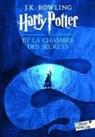 J. K. Rowling - Harry Potter, französische Ausgabe - 2: Harry Potter. Volume 2, Harry Potter et la chambre des secrets