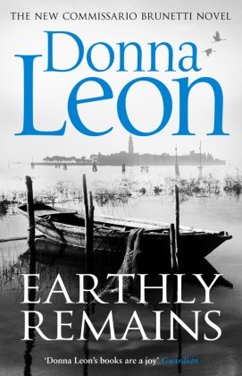 Donna Leon - Earthly Remains