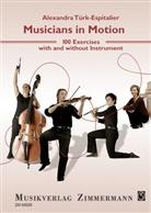 Alexandra Türk-Espitalier - Musicians in Motion