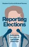 Dr. Stephen Cushion, Dr. Stephen Thomas Cushion, Stephe Cushion, Stephen Cushion, Richard Thomas - Reporting Elections