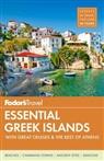 Fodor's Travel Guides, Fodor's Travel Guides - Essential Greek Islands