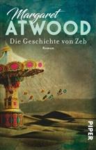 Margaret Atwood - Die Geschichte von Zeb