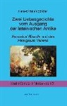 Paol Fedeli, Paolo Fedeli, Günther, Hans-Christian Günther - Zwei Liebesgedichte vom Ausgang der lateinischen Antike