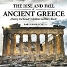 Baby, Baby Professor - The Rise and Fall of Ancient Greece - History 3rd Grade - Children's History Books