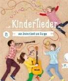 Jan von Holleben, Mirjam James - Kinderlieder aus Deutschland und Europa