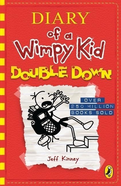 Jeff Kinney, Jeff Kinney - Double Down - Diary of a Wimpy Kid