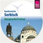Dragoslav Jovanovic - AusspracheTrainer Serbisch, 1 Audio-CD (Hörbuch)
