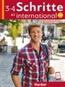 Silk Hilpert, Silke Hilpert, Daniel Niebisch, Daniela Niebisch, Penning-Hiemstra, Sylvette Penning-Hiemstra... - Schritte international Neu - Deutsch als Fremdsprache - 3+4: Kursbuch