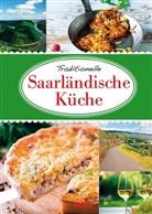 garant Verlag GmbH, garan Verlag GmbH - Traditionelle Saarländische Küche