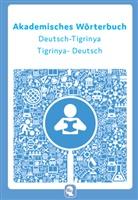Interkultura Verlag, Interkultur Verlag - Akademisches Wörterbuch Deutsch-Tigrinya / Tigrinya-Deutsch