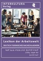 Interkultura Verlag, Interkultur Verlag - Lexikon der Arbeitswelt, Deutsch-Tigrinisches Nachschlagewerk