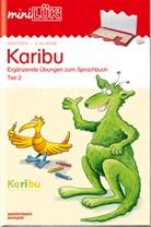 Heinz Vogel - miniLÜK: Karibu 3: Ergänzende Übungen zum Sprachbuch 2