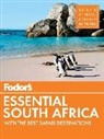 Fodor's Travel Guides, Fodor's Travel Guides - Essential South Africa