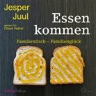 Jesper Juul, Claus Vester - Essen kommen, 4 Audio-CDs (Hörbuch)