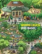 Mirco Brüchler - Wimmelbuch Zoo Basel