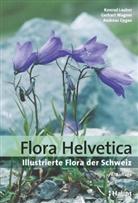 Andreas Gygax, Konrad Lauber, Gerhart Wagner - Flora Helvetica